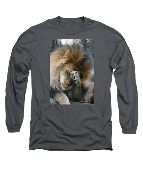 Awwwww..... Long Sleeve T-Shirt