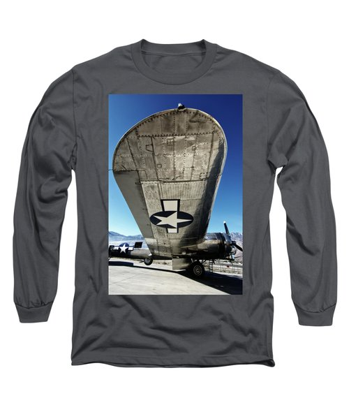 B 17 Sentimental Journey Long Sleeve T-Shirt