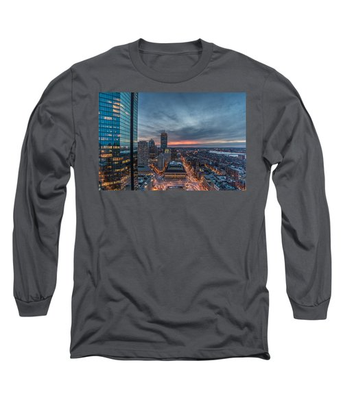 Back Bay Long Sleeve T-Shirt