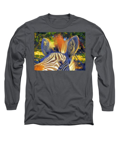 Bad Fur Day Sold Long Sleeve T-Shirt