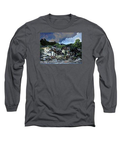 Badger Island Long Sleeve T-Shirt