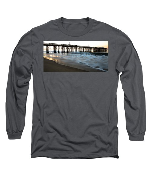 Balboa Pier  Long Sleeve T-Shirt