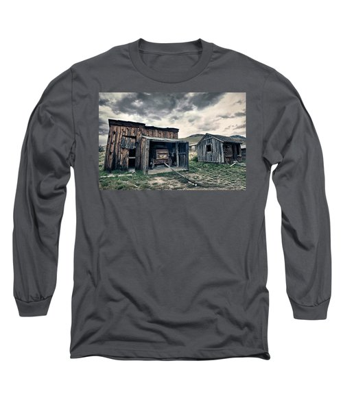 Bannack Carriage House Long Sleeve T-Shirt
