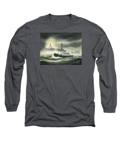 Barbara Foss Long Sleeve T-Shirt by James Williamson