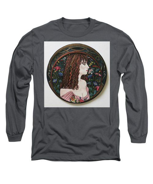 Barbra's Garden Long Sleeve T-Shirt