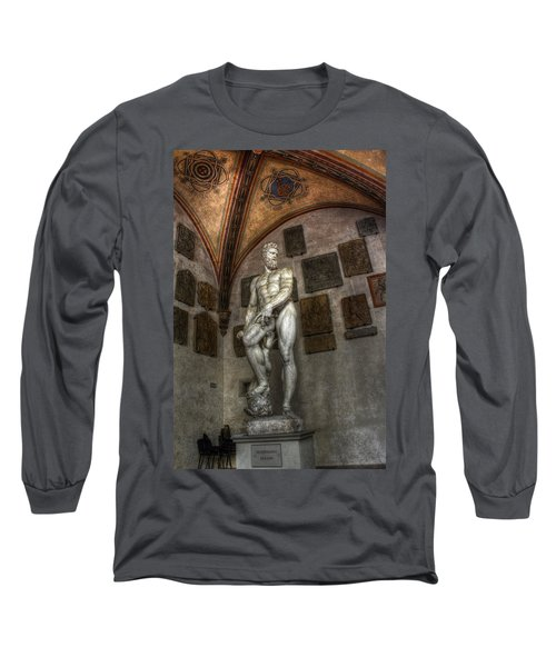 Giambologna's Oceano Long Sleeve T-Shirt
