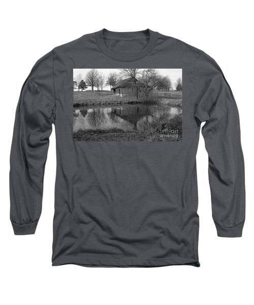 Barn Reflection Long Sleeve T-Shirt