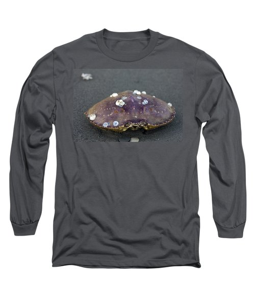 Barnacled Crab Shell Long Sleeve T-Shirt