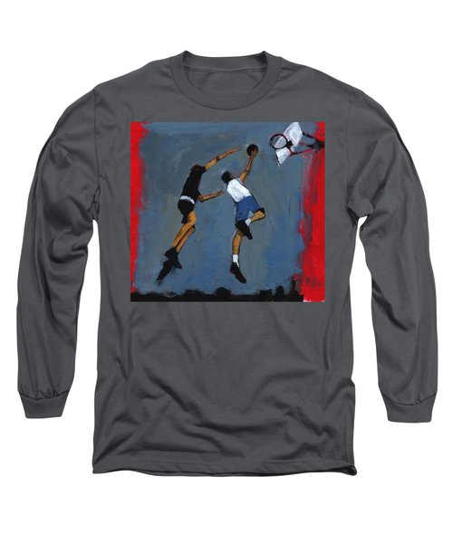 Basketball Players Long Sleeve T-Shirt