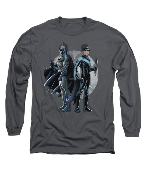 Batman - Spotlight Long Sleeve T-Shirt