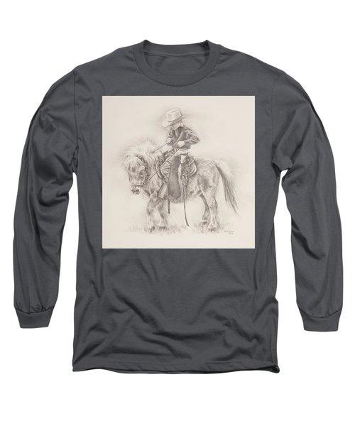 Battle Of Wills Long Sleeve T-Shirt