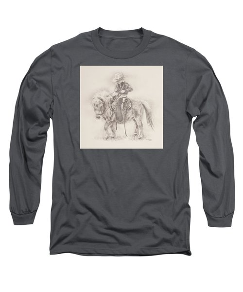 Battle Of Wills Long Sleeve T-Shirt