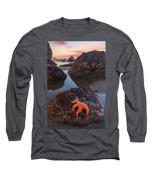 Battle Rock Sunrise Long Sleeve T-Shirt