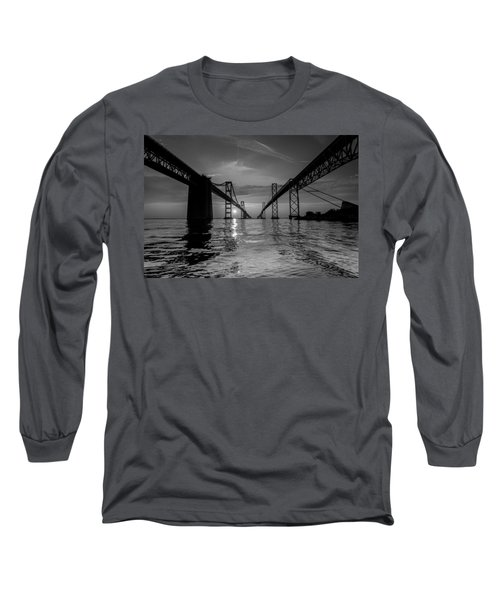 Bay Bridge Strength Long Sleeve T-Shirt