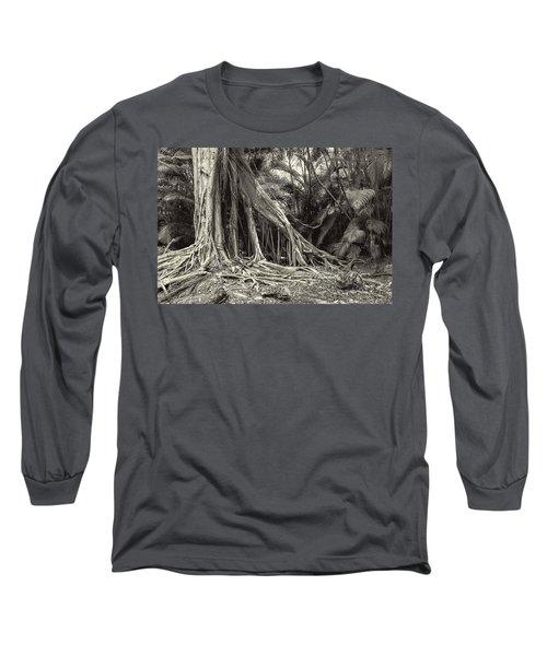 Strangler Fig Long Sleeve T-Shirt