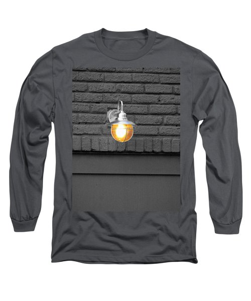 Long Sleeve T-Shirt featuring the photograph Beacon by Rodney Lee Williams