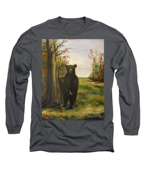 Bear Necessity Long Sleeve T-Shirt