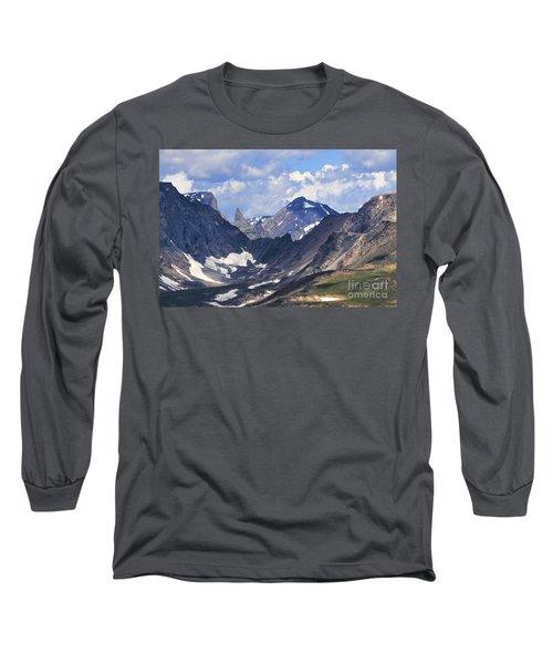Beartooth Mountain Long Sleeve T-Shirt