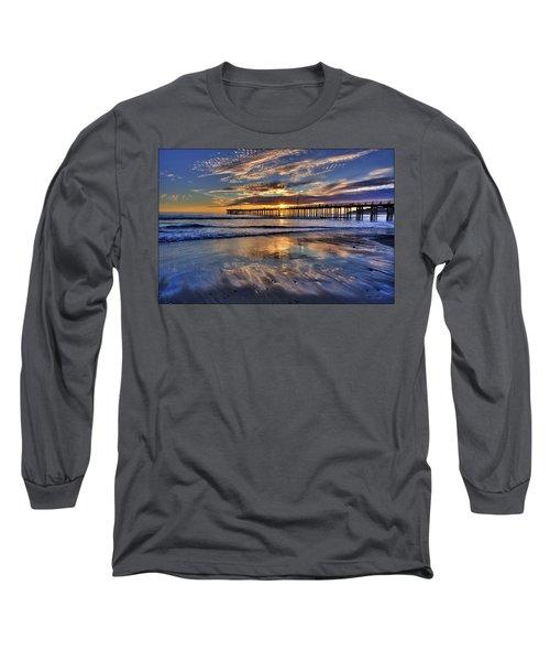 Beautiful Cayucos Long Sleeve T-Shirt