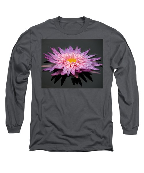 Beautiful Lily Long Sleeve T-Shirt