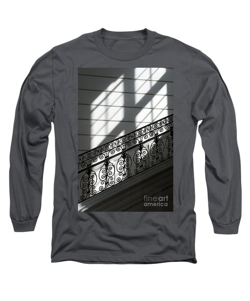 Beautiful Staircase Long Sleeve T-Shirt by Lana Enderle