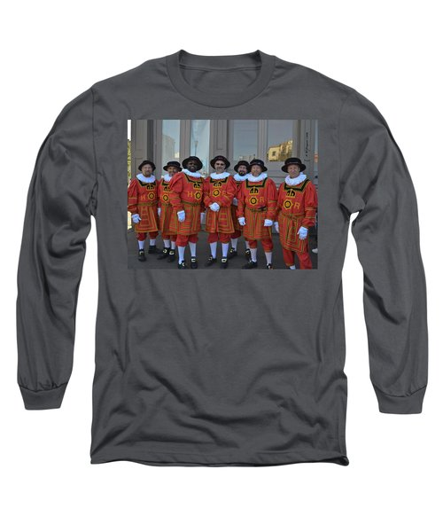 Beefeaters Long Sleeve T-Shirt