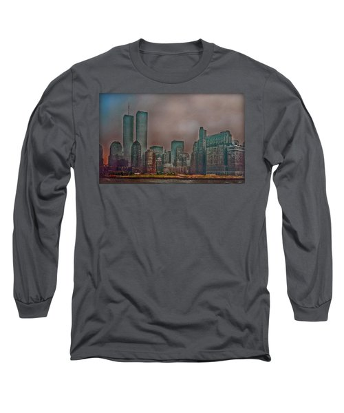 Before Long Sleeve T-Shirt by Hanny Heim