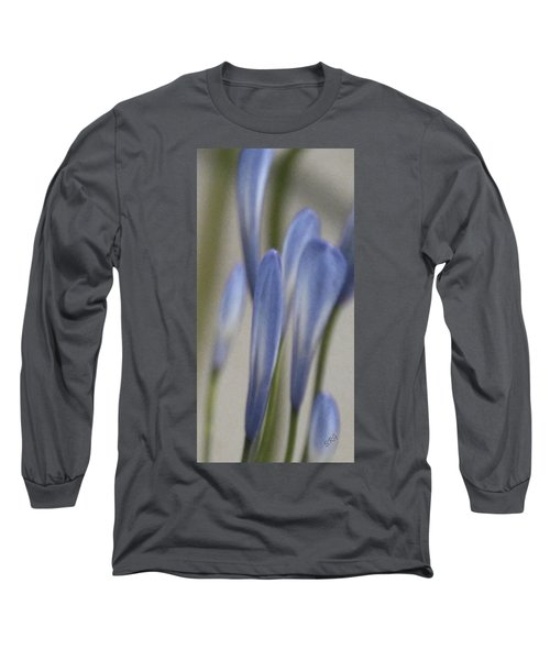 Before - Lily Of The Nile Long Sleeve T-Shirt