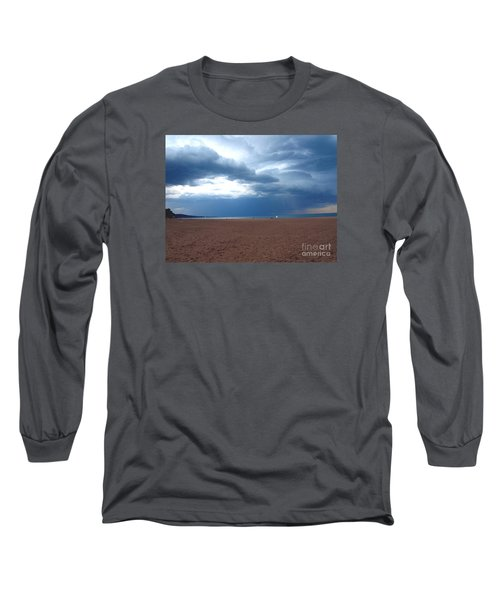 Before The Storm Long Sleeve T-Shirt by Susan  Dimitrakopoulos