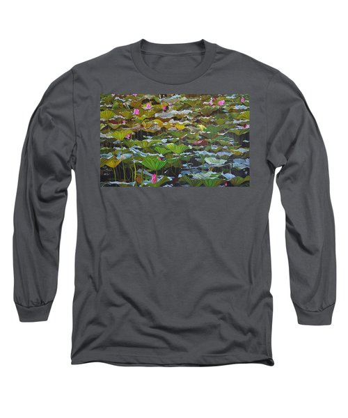 Beijing In August Long Sleeve T-Shirt