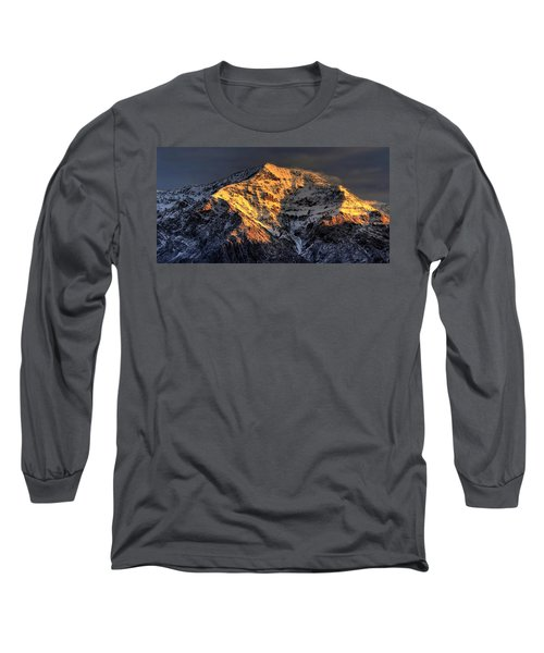Ben Lomond Sunrise Long Sleeve T-Shirt