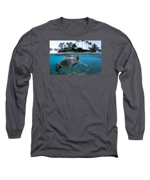 Beneath The Palms Long Sleeve T-Shirt