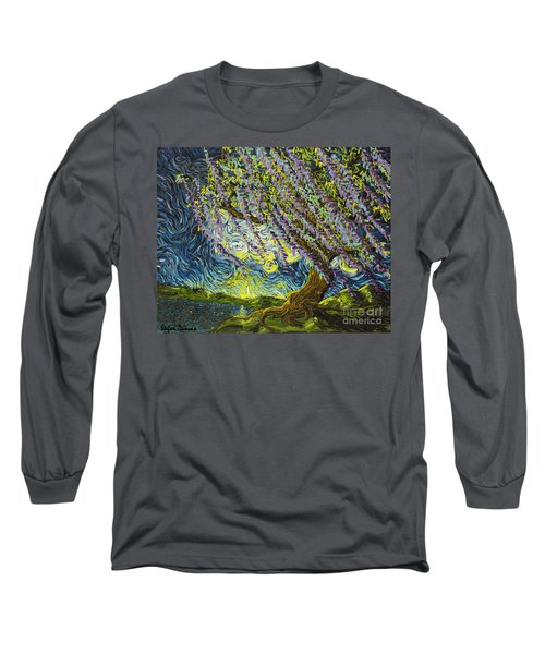 Beneath The Willow Long Sleeve T-Shirt