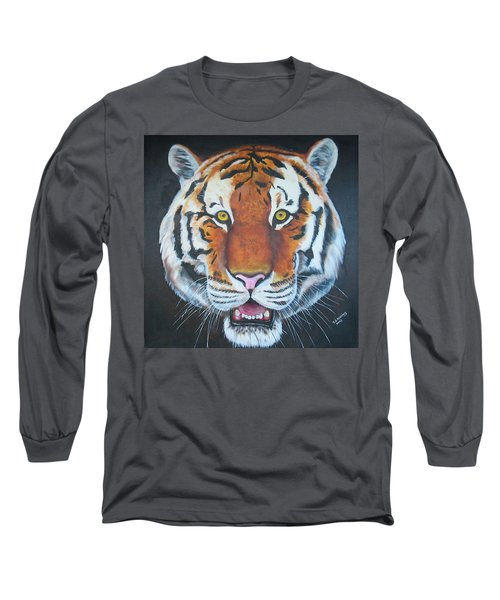 Bengal Tiger Long Sleeve T-Shirt