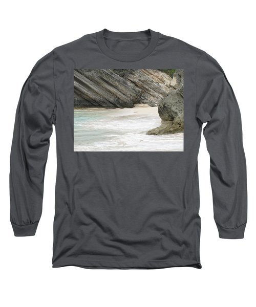 Bermuda Beach Long Sleeve T-Shirt