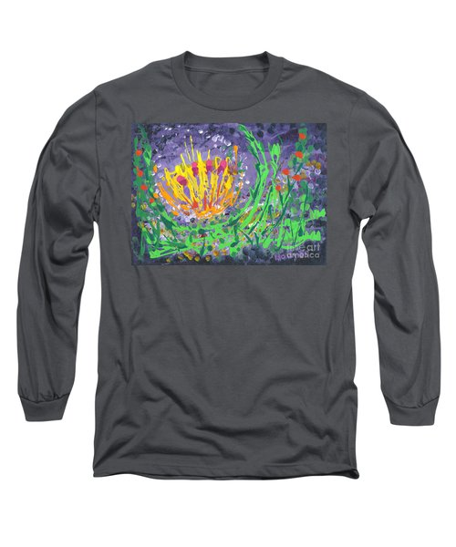 Berries And Brambles Long Sleeve T-Shirt