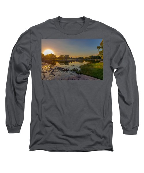 Berry Creek Sun Set Long Sleeve T-Shirt