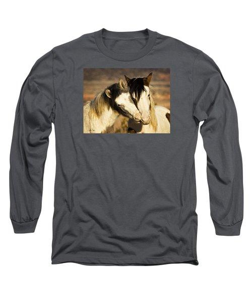 Best Friends 2009 Long Sleeve T-Shirt by Joan Davis