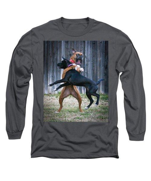 Best Of Friends Long Sleeve T-Shirt