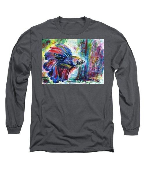 Betta Long Sleeve T-Shirt