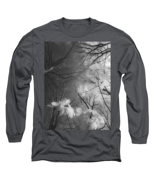 Between Black And White-02 Long Sleeve T-Shirt