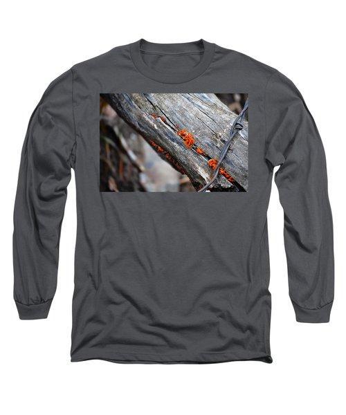Between The Cracks Long Sleeve T-Shirt