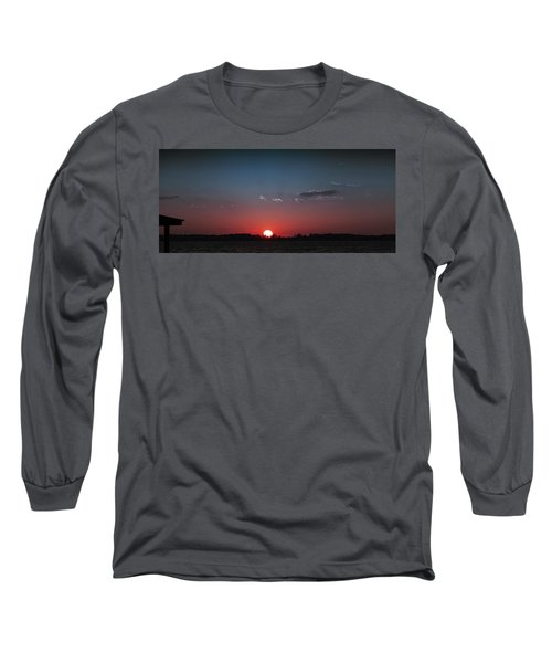 Between The Light And The Dark Long Sleeve T-Shirt