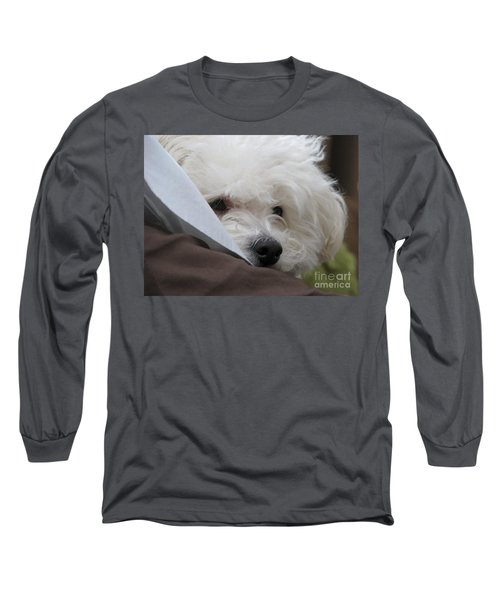 Molly Long Sleeve T-Shirt by Michael Krek
