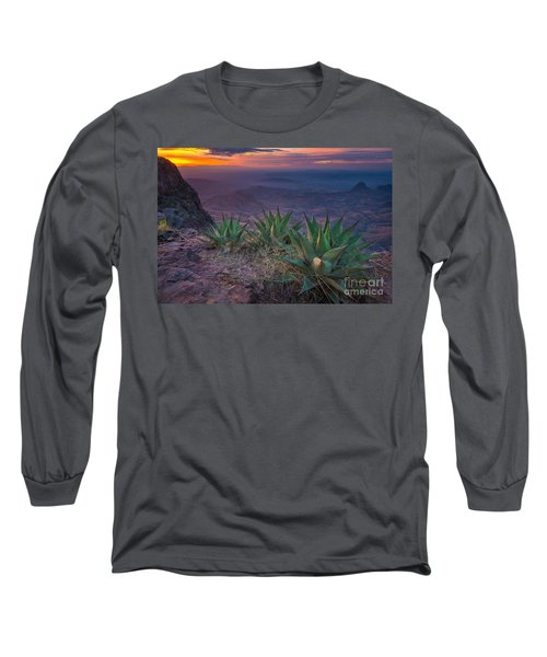 Big Bend Twilight Long Sleeve T-Shirt