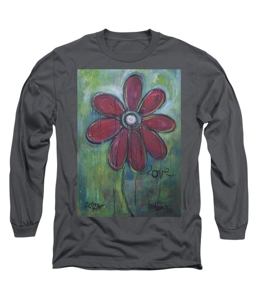 Big Love Daisey Long Sleeve T-Shirt