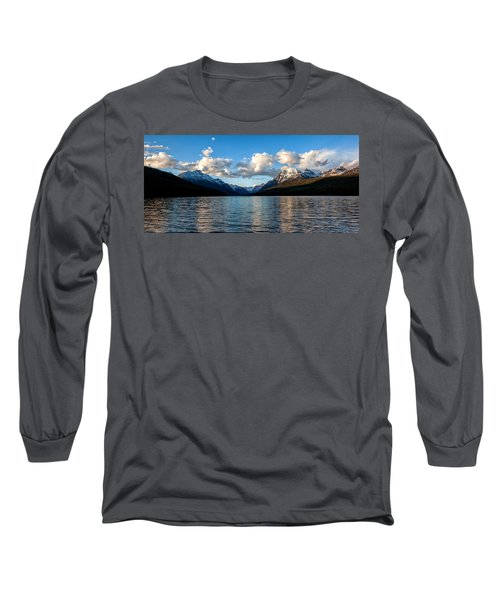 Long Sleeve T-Shirt featuring the photograph Big Sky by Aaron Aldrich