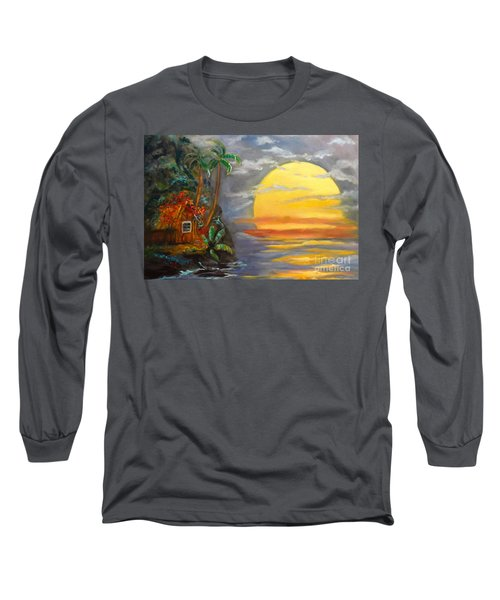 Magical Sunser Jenny Lee Discount Long Sleeve T-Shirt