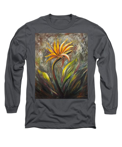 Bird Of Paradise 63 Long Sleeve T-Shirt
