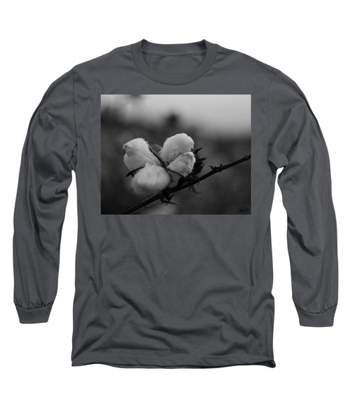Black And White Boll Long Sleeve T-Shirt